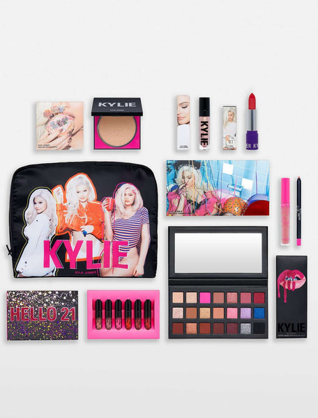 Kylie Birthday 21 Collection Box