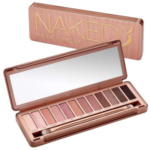 Urban Decay NAKED 3 Eyeshadow Palette сенки гримове инлайн Rouge