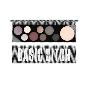 Mac Basic Bitch Eyeshadow Palette сенки гримове палитри онлайн Rouge