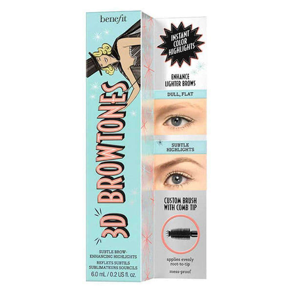Benefit 3D BROWtones Eyebrow Enhancer гримове вежди спирала Rouge
