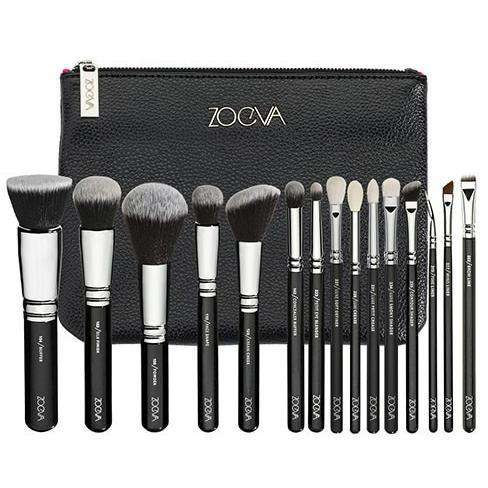 Zoeva Complete Brush Set четки гримове Rouge