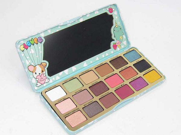 Too Faced Clover Palette