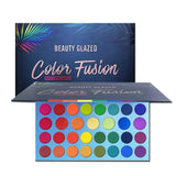 Beauty Glazed Color Fusion