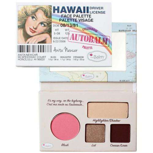 The Balm Drivers License Hawaii