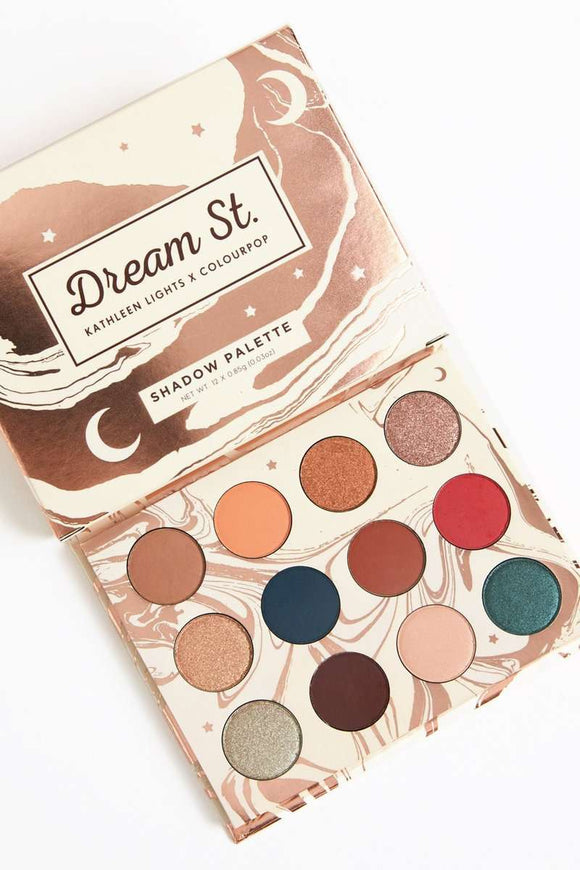 Colour Pop Dream Street Palette сенки палитри гримове Rouge online