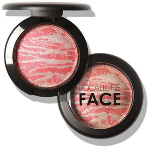 Focallure Natural Face Pressed Blush