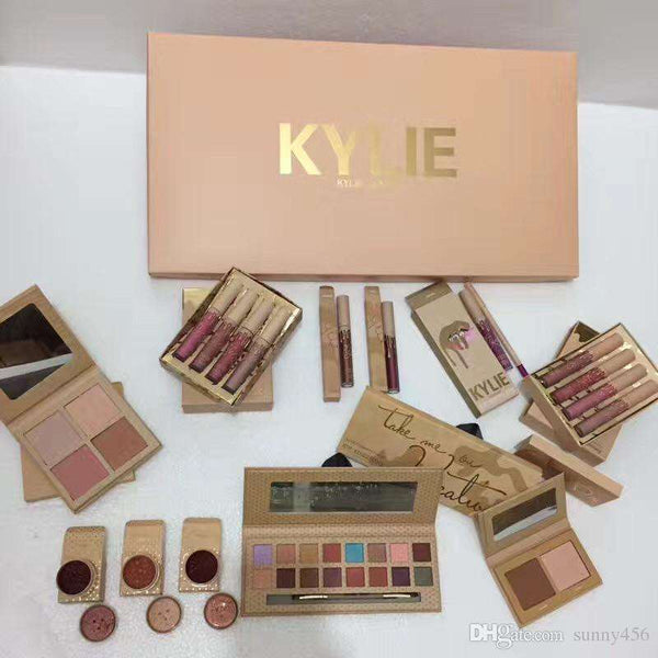 Kylie Vacation Edition Full Collection Box гримове сенки Rouge