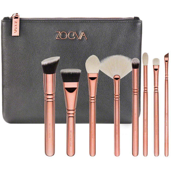 Zoeva Brush Set Gold четки гримове Rouge