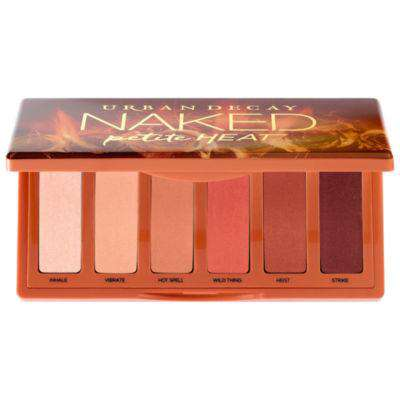 Urban Decay Naked Petite Heat Palette сенки гримове палитри Rouge