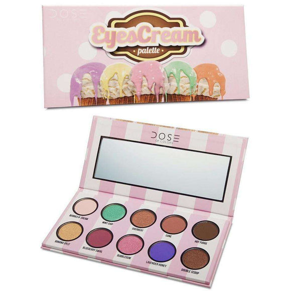 Dose of Colors Eyes Cream Palette
