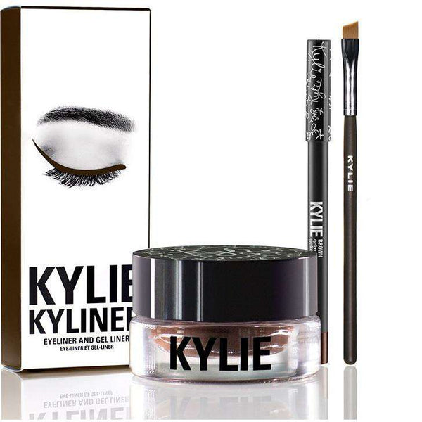 Kylie Kyliner Set Gel and Eyeliner Set