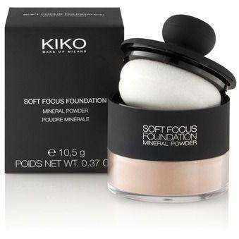 Kiko Cosmetics Milano Soft Focus Foundation