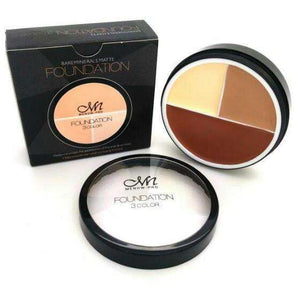 Menow Flawless Concealer Cream Foundation