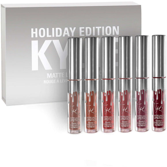 Holiday Edition Matte Liquid Lipstick Kit