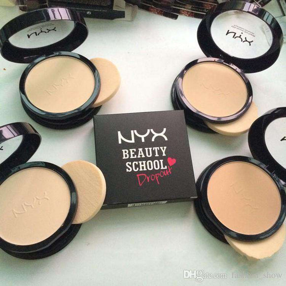 NYX Beauty School Dropout Compact Powder гримове пудри онлайн Rouge
