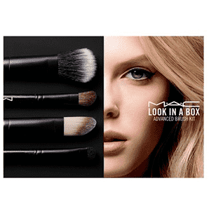 Mac Look in a Box Brush Set четки гримове Rouge
