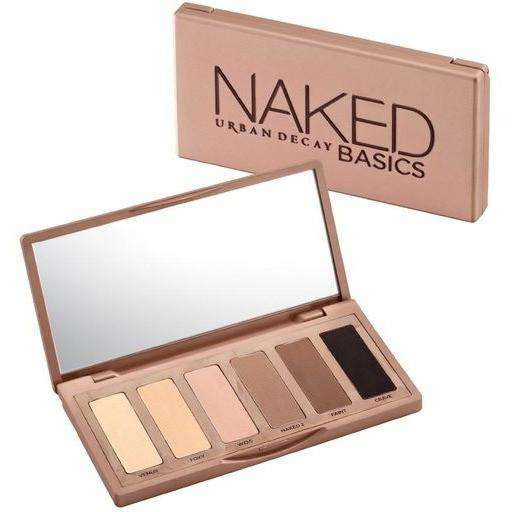 Urban Decay Naked Basics Eyeshadow Pallete