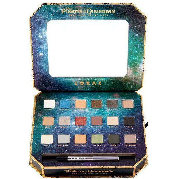 Pirates of the Caribbean Pro Eye Shadow Palette сенки гримове rouge