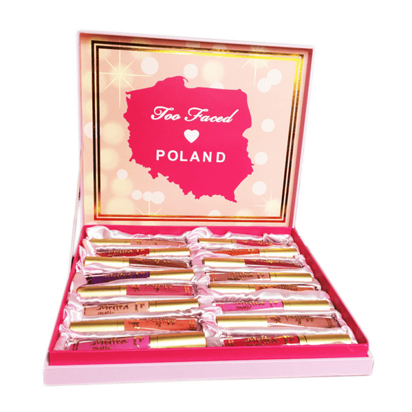 Too Faced Melted Matte 16 Colors Box