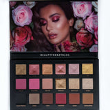 Huda Beauty Rose Gold Palette Remastered палитри сенки худа Rouge