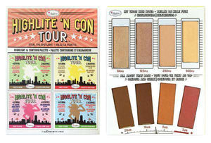 The Balm Highlight En Con Tour Palette