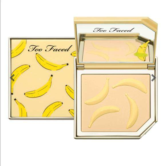 Too Faced Tutti Frutti Banana Highlighter