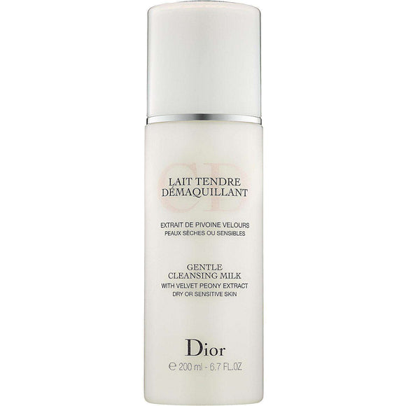 Dior - Gentle Cleansing Milk with Velvet Peony Extract кометика Rouge