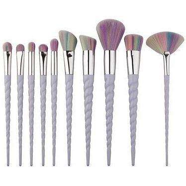 Unicorn Brushes Set четки гримове Rouge
