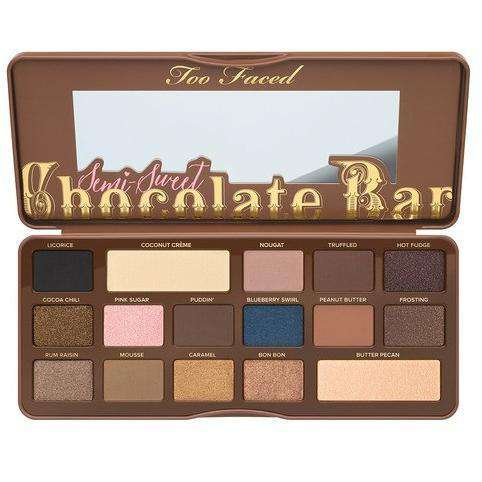 Too Faced Chocolate Bar Semi-sweet Palette