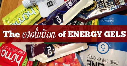 Evolution of Energy Gels