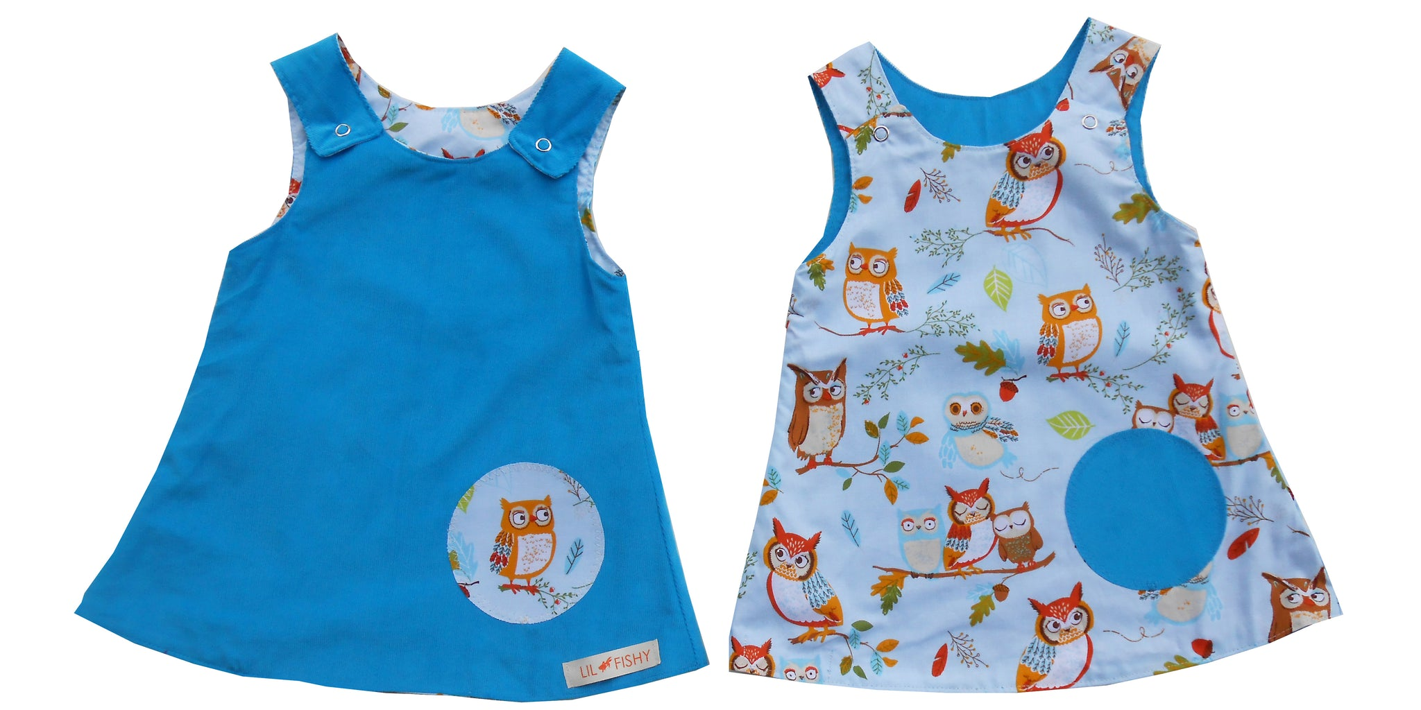 reversible - blue/ owl(2)