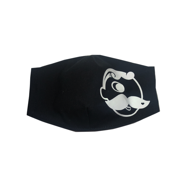 adult fitted masks - Natty Boh