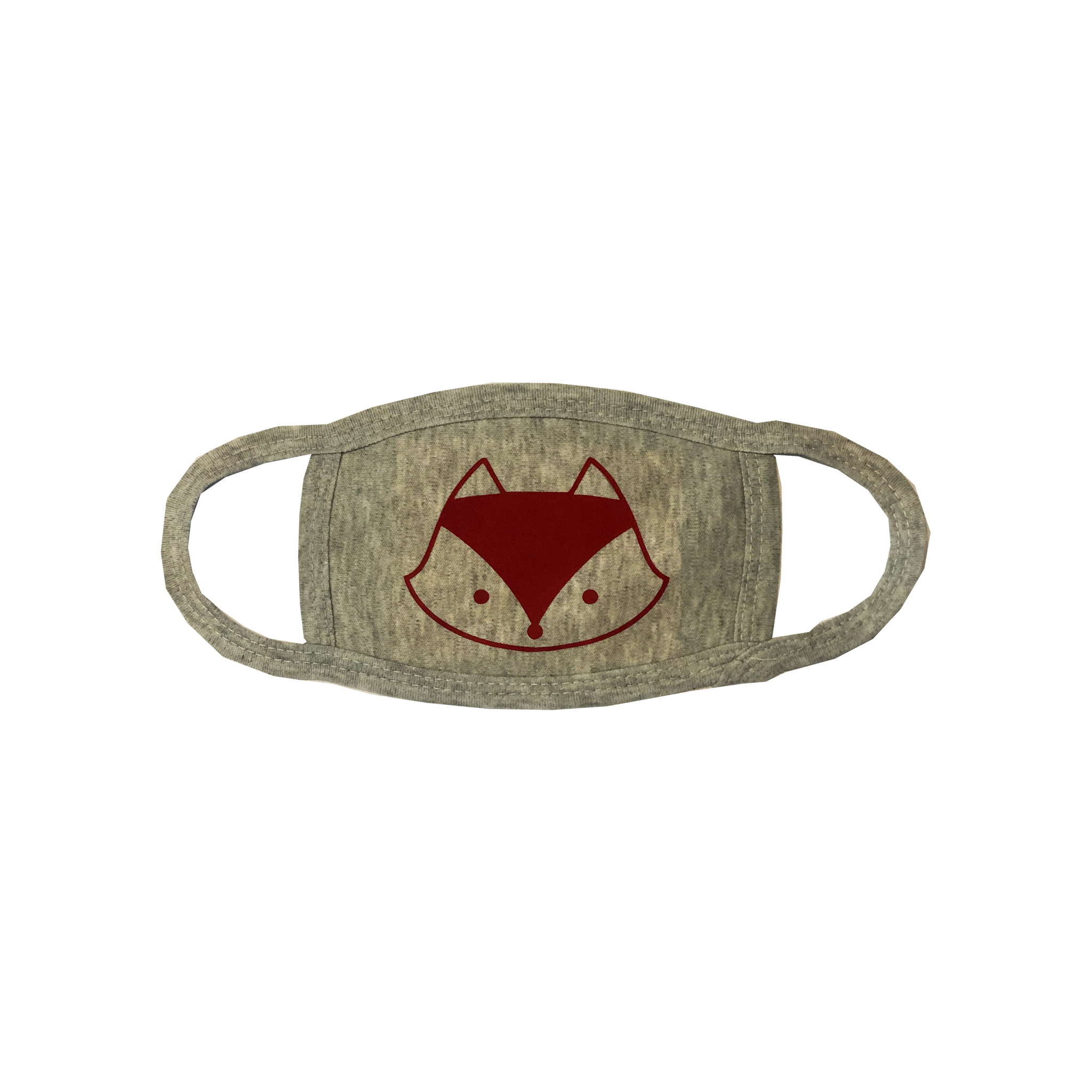toddler masks - fox