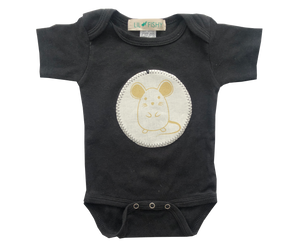 onesies - ss - golden mouse