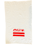 tea towel - DC flag