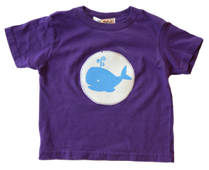 tees - ss - whale