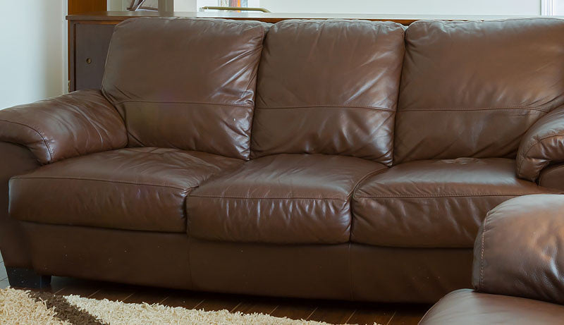 Cleaning Leather Furniture Naturally With Leather Honey Leather Cleaner