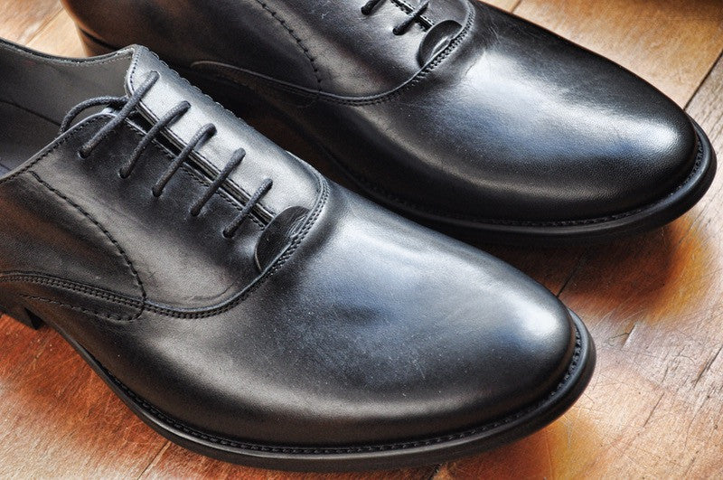 What's The Best Way To Care For Nice Men's Leather Dress Shoes?