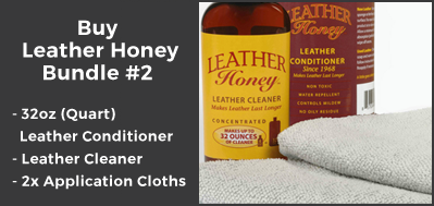 buy leather honey bundle 2