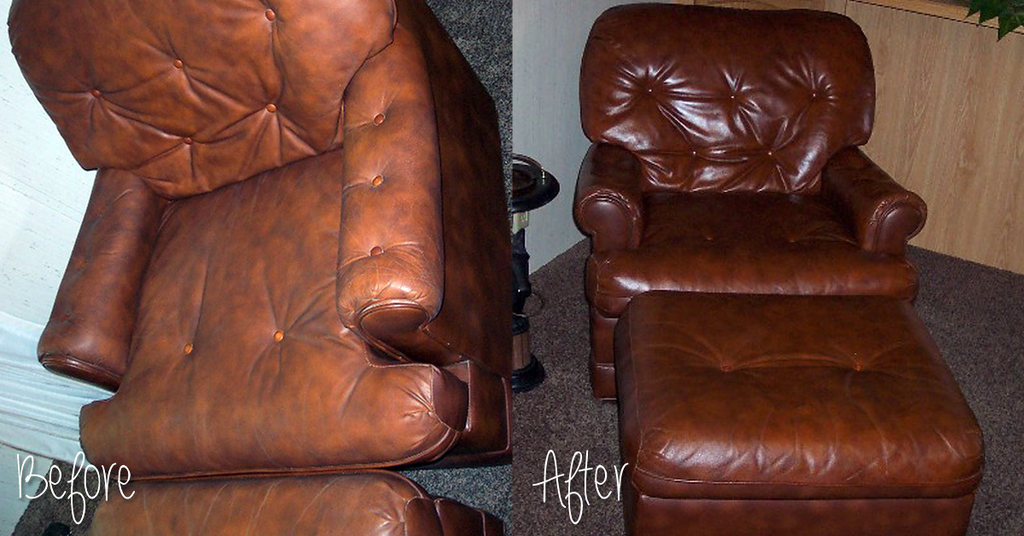 ... I had gotten them pretty clean, but I have a feeling that Leather Honey  will make them look factory new. Thank you for such a remarkable product.