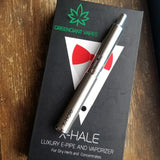 X-Hale Luxury Dry Herb Pen and Vaporizer GreenGiant Vapes - GreenGiant Vapes