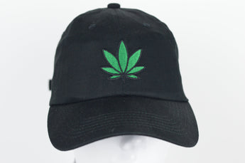 Cannabis Flower Mary Jane Dad Unisex Hat- One Size Fits All GreenGiant Vapes - GreenGiant Vapes