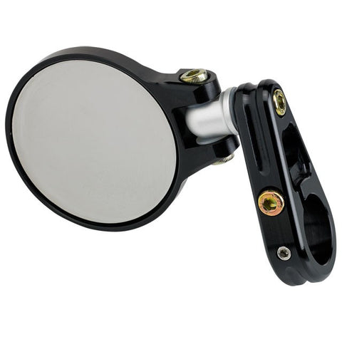 Joker Machine Folding Bar End Mirror 2 1/4""