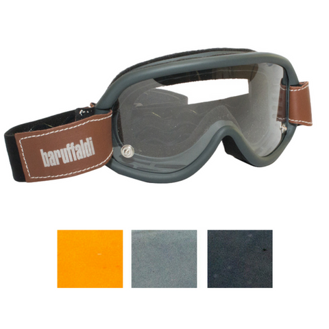Baruffaldi Speed 4 Goggles *3 Lenses* Grey