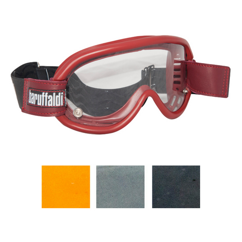 Baruffaldi Speed 4 Goggles *3 Lenses* Red