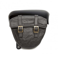 "Alo's Leather Side panel case ""Unica"""