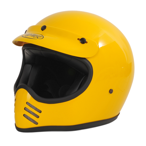 Premier Trophy MX - Gloss Yellow