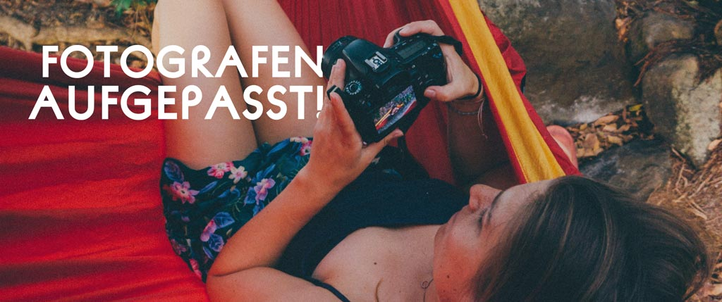 Scholarship for photographers from HÄNG