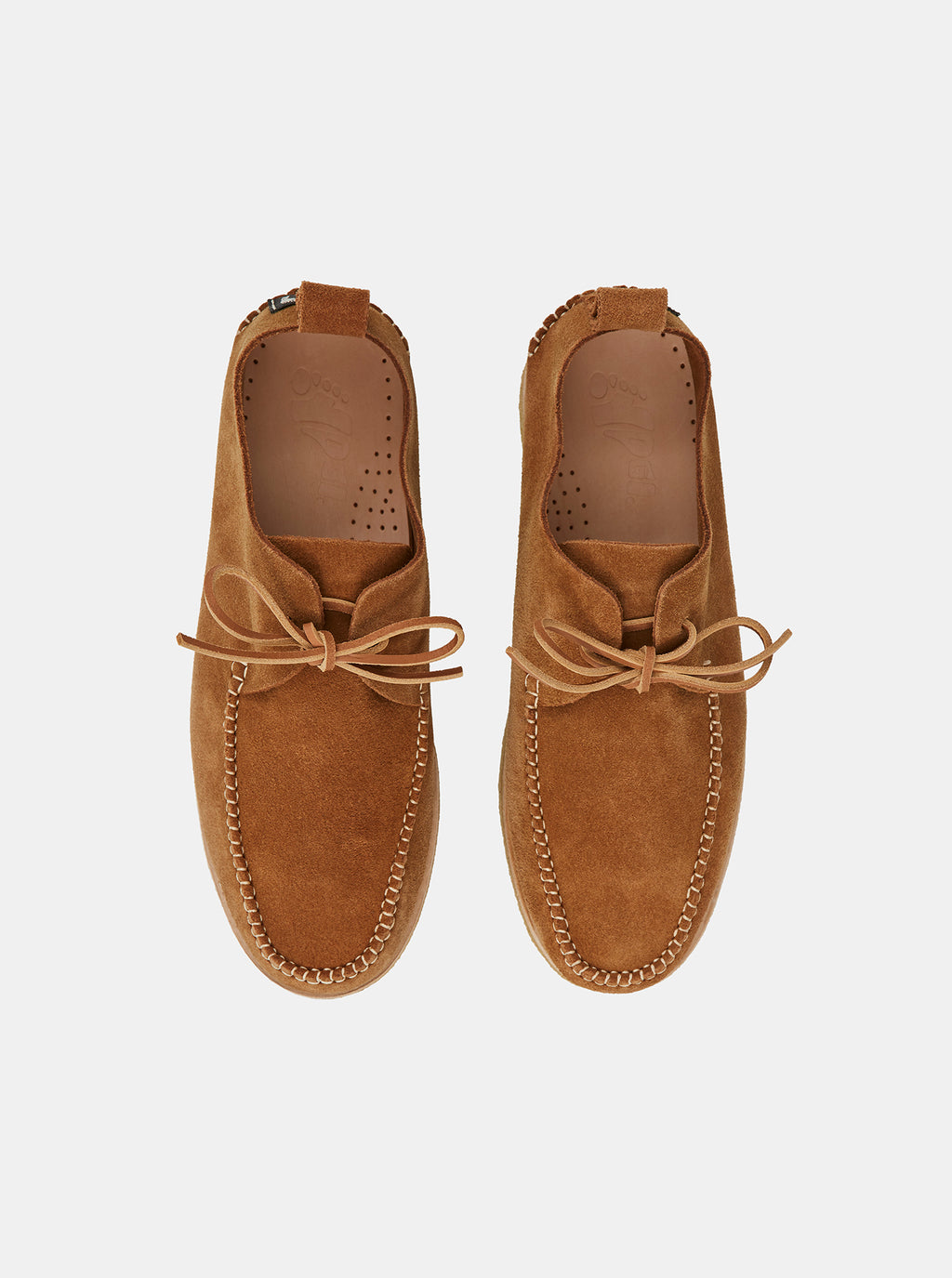 Lawson Suede Moccasin Sand