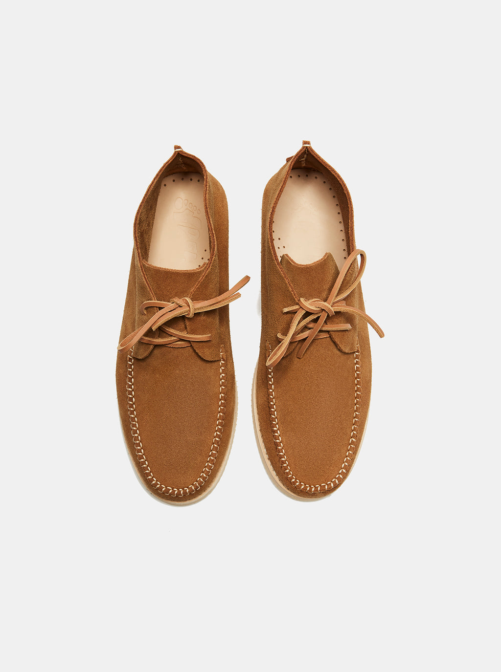 Lucas Suede Moccasin Boot Sand